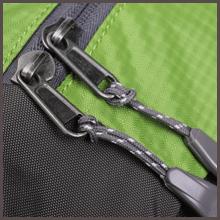 40L Waterproof Hiking Backpack Travel Daypack Backpacks 2 way Zipper
