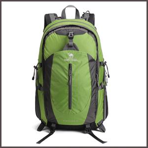 40L Waterproof Hiking Backpack Travel Daypack Backpacks Front