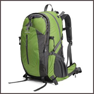 40L Waterproof Hiking Backpack Travel Daypack Backpacks side