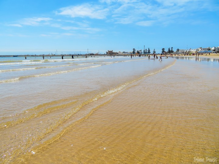 Beaches of Essaouira