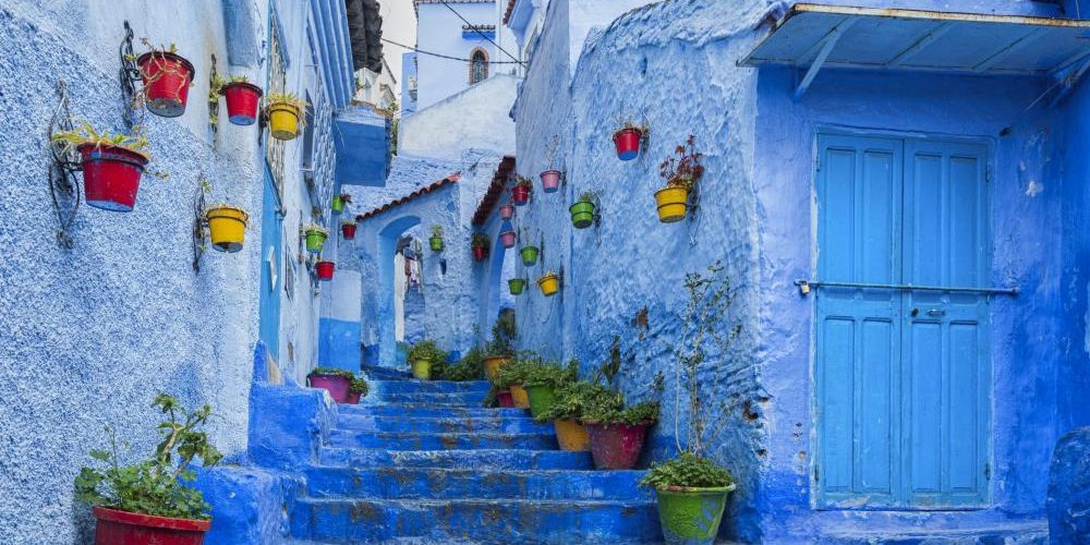 Blue Village of Chefchaouen