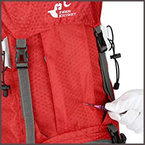 Waterproof Travel & Hiking Backpack Durable
