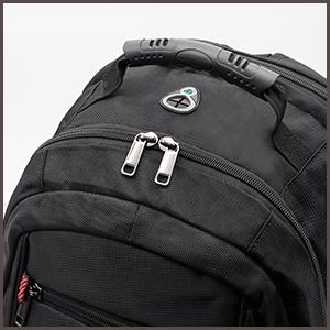 NUBILY Laptop Backpack 17.3 Inch Waterproof Large TSA Travel Backpack durable
