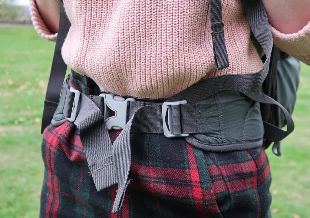 Osprey Farpoint 40 Hip Belt