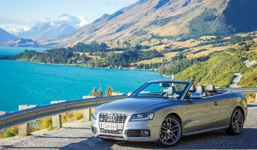 Renting a Car Around New Zealand