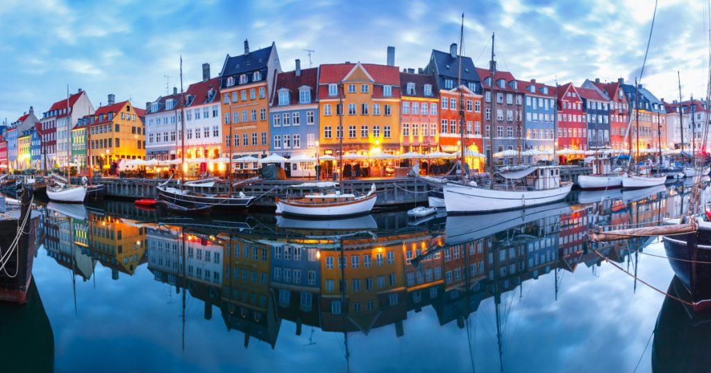 Traveling to Denmark