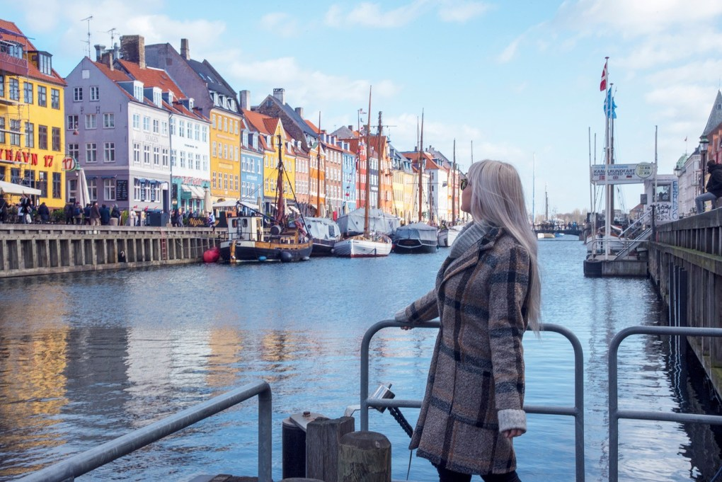 Wander Around Copenhagen