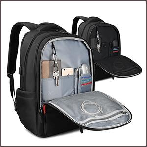 Waterproof Laptop Backpack essentials