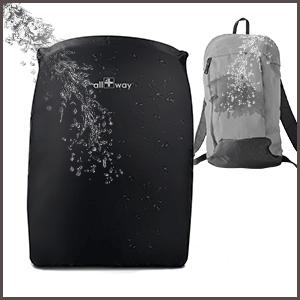Waterproof Laptop Backpack rain cover