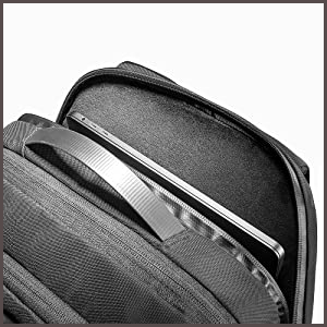 Waterproof Travel Computer Backpack Laptop compartment
