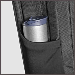 Waterproof Travel Computer Backpack Side Pocket