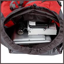 Waterproof Travel & Hiking Backpack Design