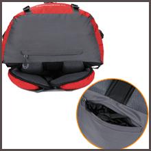 Waterproof Travel & Hiking Backpack Rain Cover