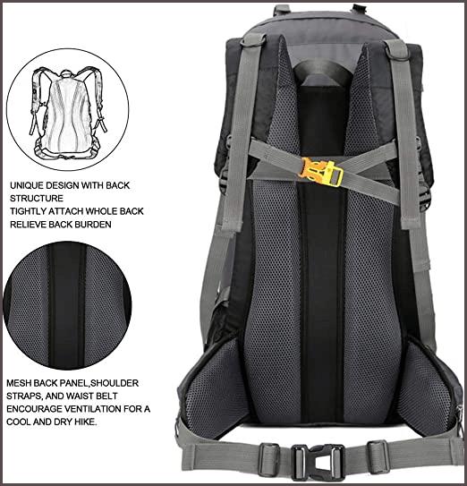 Waterproof Travel & Hiking Backpack 2