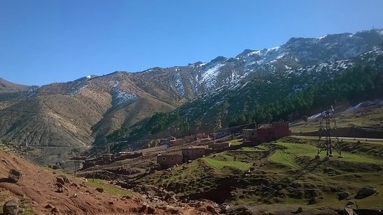 beautiful-scenery of Morocco