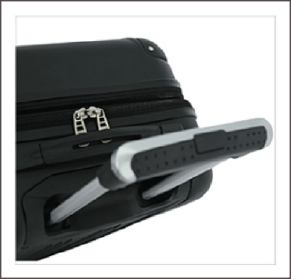 travelers club luggage Hendle