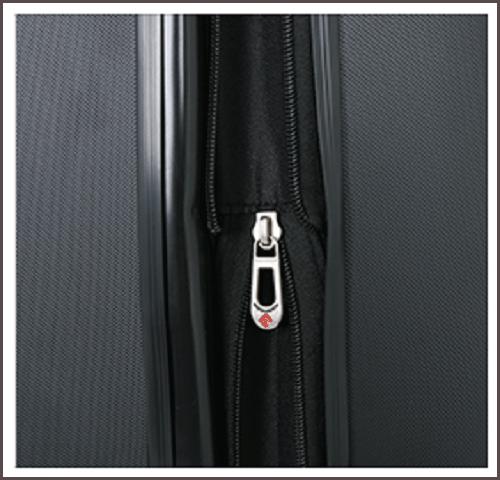 travelers club luggage expandable