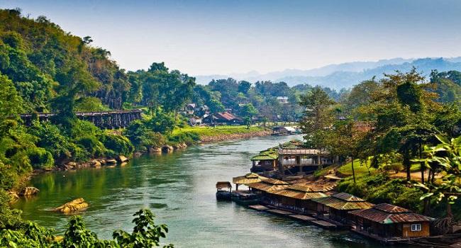 where to stay in Kanchanaburi