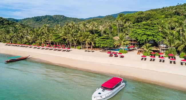 where to stay in Koh Phangan