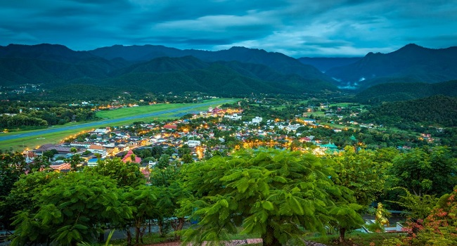 where to stay in Mae Hong Son