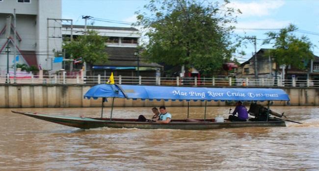 Mae Ping River Cruise