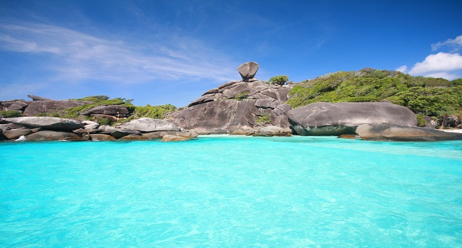 where to stay in Similan islands
