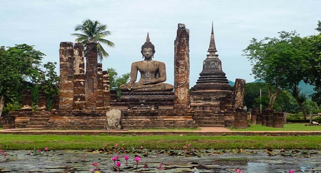 where to stay in Sukhothai