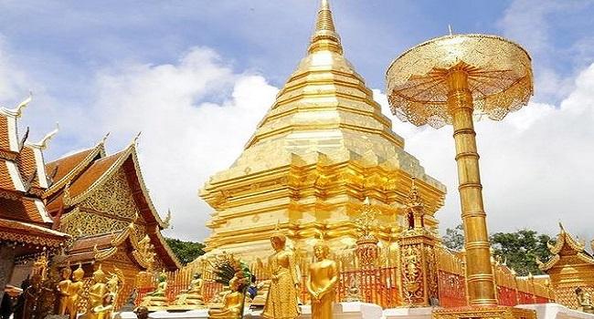 Wat Phra Singh (Gold Temple)