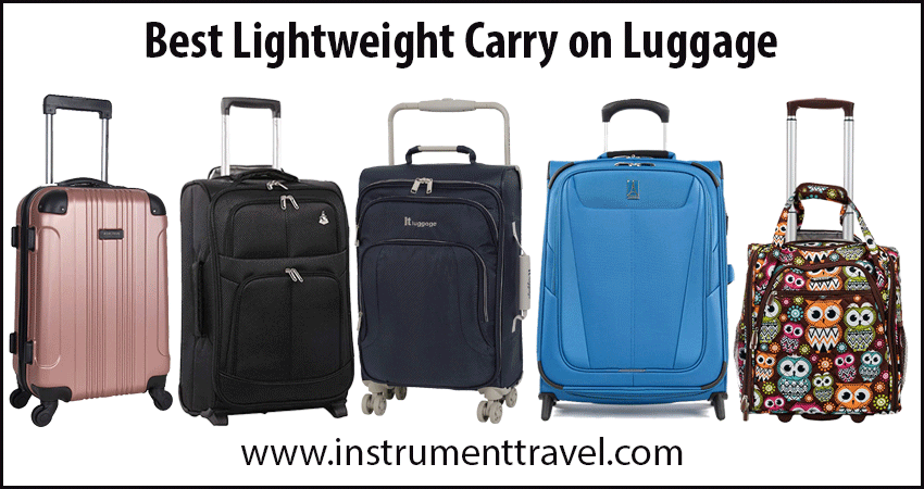 best lightweight carry on luggage